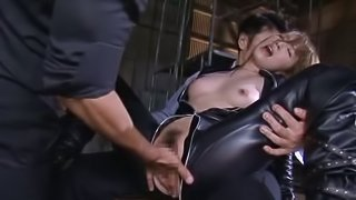 Lovely Miku Ohashi is a sexy Japanese milf that loves it huge