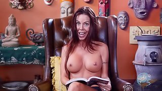 Topless Girls Reading: Crash And Burn with Tabitha Stevens