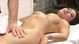 Hardcore sex with Asian milf