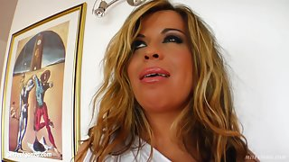 Milf Thing delivers Afrodite mature milf gonzo porn scene