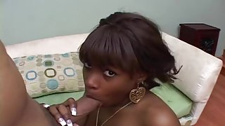 Excellent Ebony Natural tits x-rated action. Enjoy