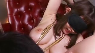 It's time to grab Rena's juicy tits and rub that shaved pussy of hers