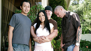 Kaiya Lynn & Scott Nails in Jack's Asian Adventure 01, Scene 2