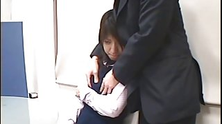 Groped during Job Interview two