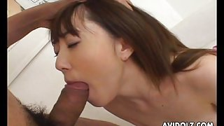 Lorita is a shy Asian slut eager for some cock