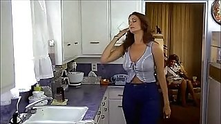 lynda Carter aka WonderWoman Luscious Breast being fondled