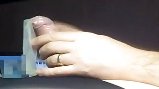 Horny Homemade movie with Handjob, Close-up scenes