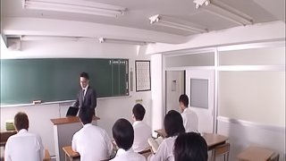 Fucking in a classroom, in a hospital and in an office