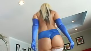 Fucking Hot Ass Blonde Stunner With Big Ass & Boobs Fucked By Black Cock