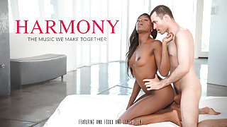Ana Foxxx & James Deen in Harmony Video