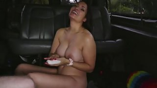 Sophie Leon Fucking Outdoors