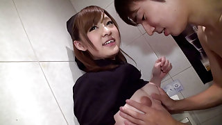 Izakaya Country Girl BJ - TeensOfTokyo