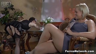 StraponSissies Video: Susanna and Ranald