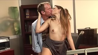 Randy Spears and Allie Haze are banging