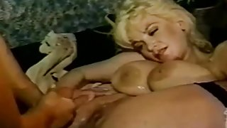 Busty Milf shave her pussy and gets fucked in her arse