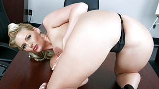 Phoenix Marie & Charles Dera in I Have a Wife