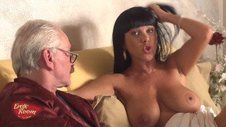 Erotic Room- Prima Puntata, ospite Sonia Eyes