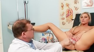Sweetie opens for her doc