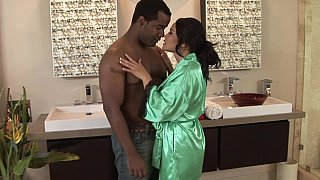 At the Nuru massage parlor..., to install the webcams