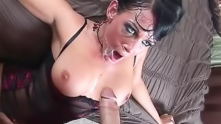 Hardcore star is getting fucked with insane power