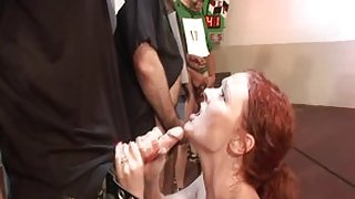 Hottest pornstar Audrey Hollander in amazing facial, hd xxx clip