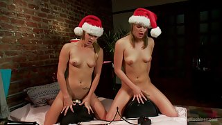 HAPPY HOLIDAYS FROM THE CROTCHES OF BABES! SYBIAN BONUS