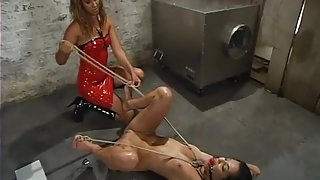 Isis Love, Alicia Angel and Princess Donna Dolore in Wiredpussy Video
