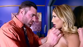 August Ames wants to swallow like a whore