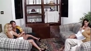Couples exhibitionist - beautiful wives