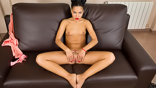 Sweet Spanish Daughter -Tight Young Babe Apolonia VR Solo