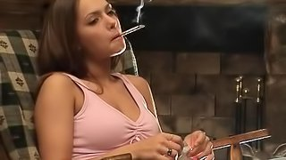 Southern Style - Girls Club #5 (FULLY CLOTHED, NO SEX SMOKING FETISH)
