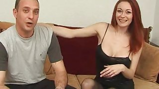 FRENCH CASTING 91redhead blonde anal babe coqinesudouest