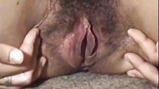 Hairy pussy amateur
