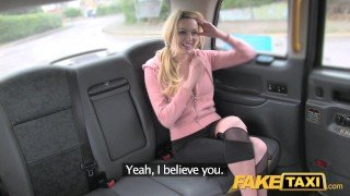 Fake Taxi Sexy mum with big tits sucks cock