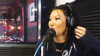 Famous Japanese pornstar Asa Akira is talking about her career