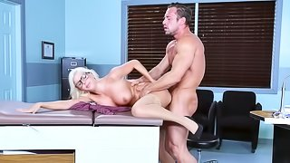 Amazing cougar endures the cock in more than enough scenes
