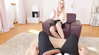 Naughty Sex Therapist - Busty Doctor