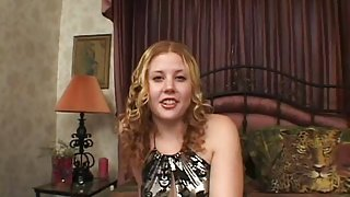 My Fave Redhead Cherry Acquires Str8 Up Drilled