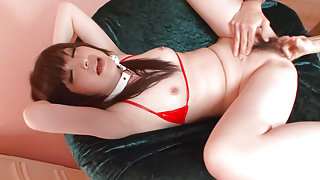 Crazy Japanese chick Asuka Mimi in Amazing JAV uncensored Squirting movie