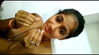 Young Newly Married Indian Wife Filmed Naked With Husband