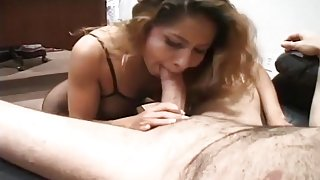 Justine Is A Full Service Cock Sucker