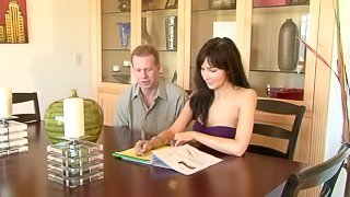 Diana Prince and her crazy hot body star in anal porn