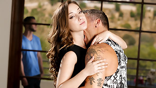 Remy LaCroix & Marcus London inBrothers And Sisters, Scene #02
