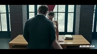 Jennifer Lawrence's fully nude scenes - Red Sparrow