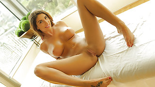August Ames in From Head to Toe - PornPros Video