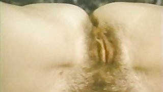 Becky Savage, Busty Belle, Candy Samples in classic porn scene