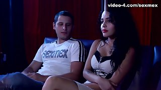 Helena Danae in Bar Swinger - SexMex