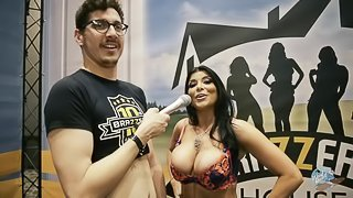 Romi Rain Loves Netflix And Scalp Massages