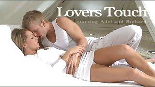 ORGASMS Lovers touch full scene