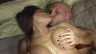 Big Titty Milf Getting Her Pussy Fucked.